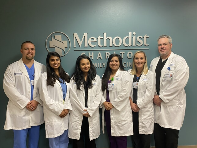Class of 2023 Methodist Family Medicine Residents